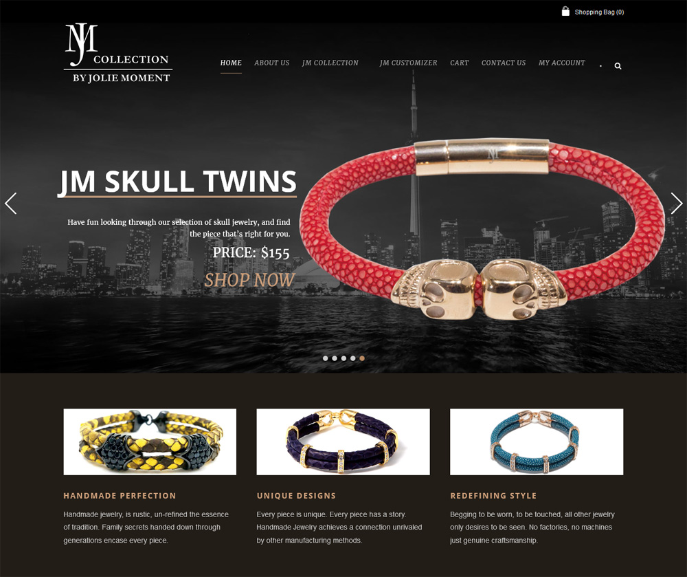 Ecommerce Website Design Vaughan