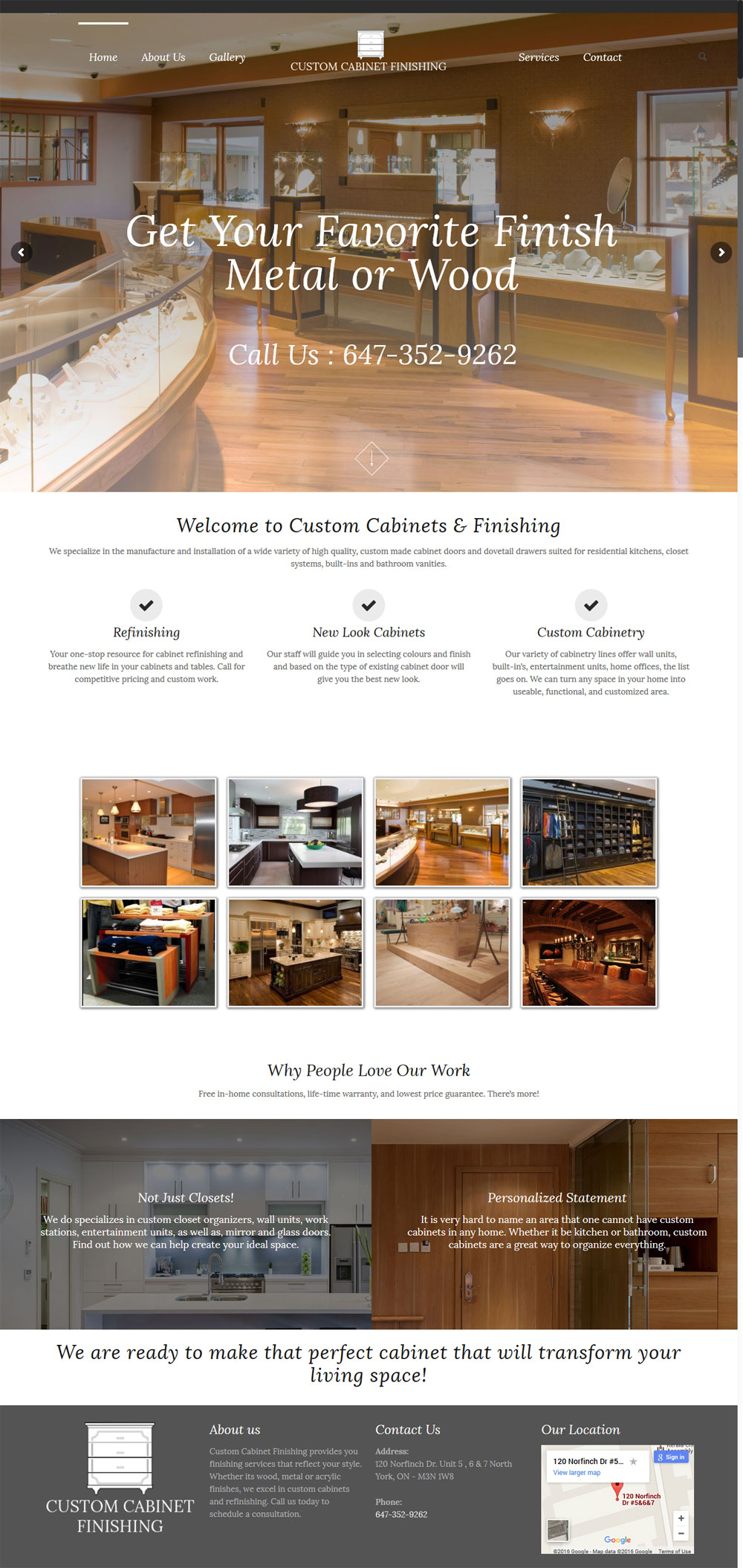 Vaughan Website Design