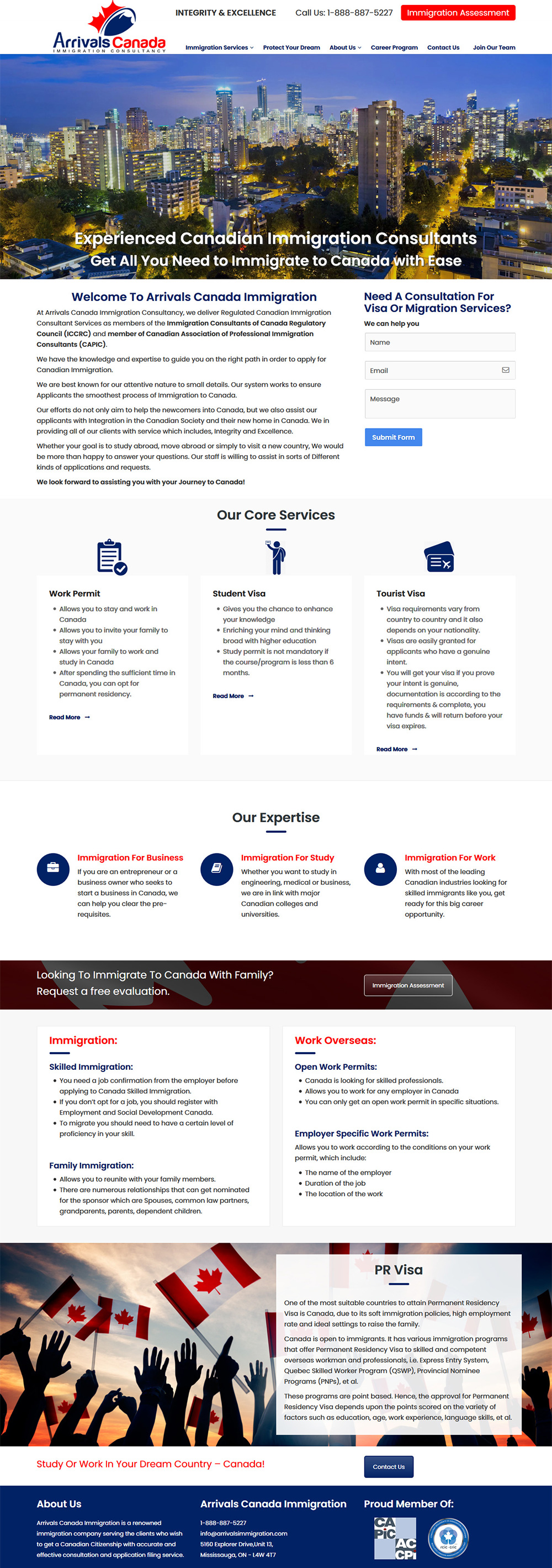 Website Design Vaughan