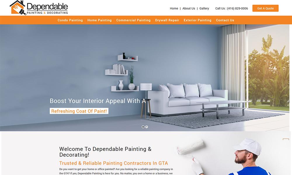 Web Design Company Vaughan