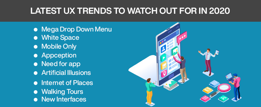 Latest UX Trends To Watch Out For In 2020
